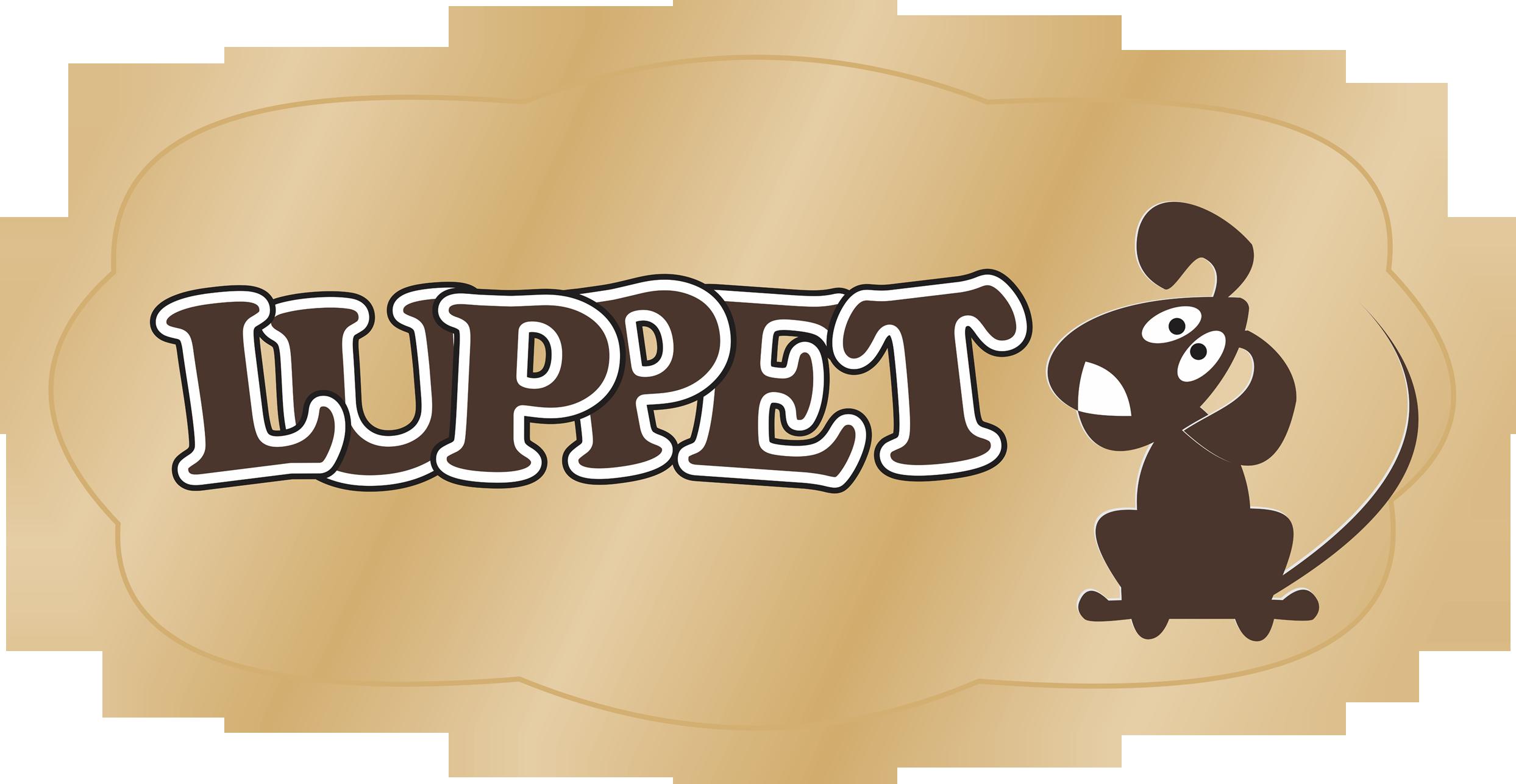 luppet logo marca nova